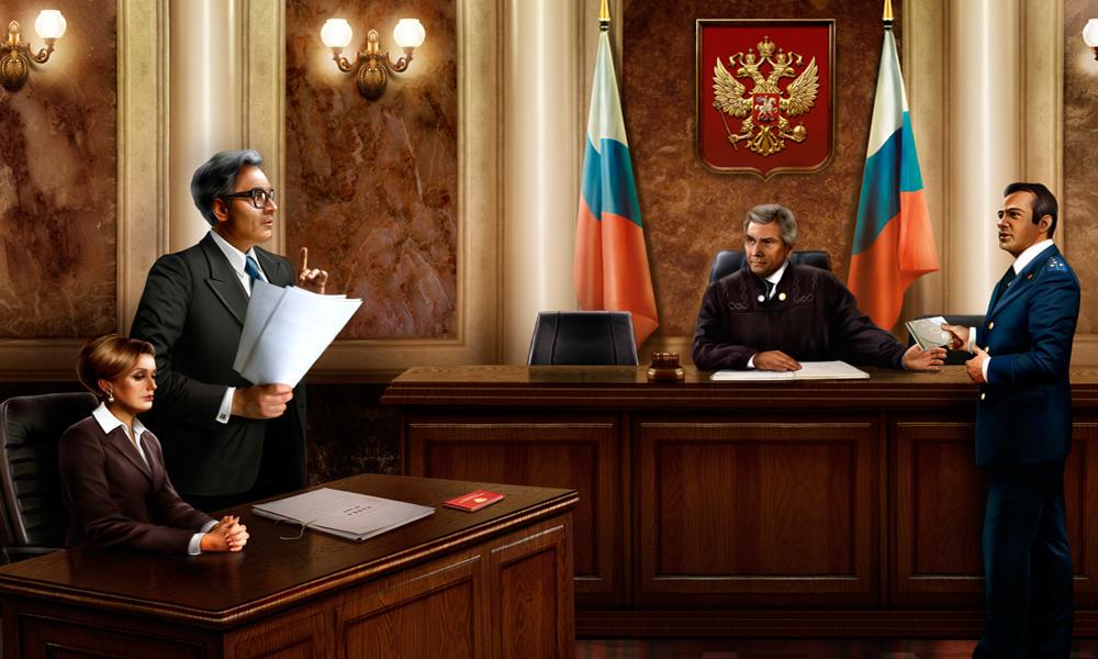 автоюрист в суде