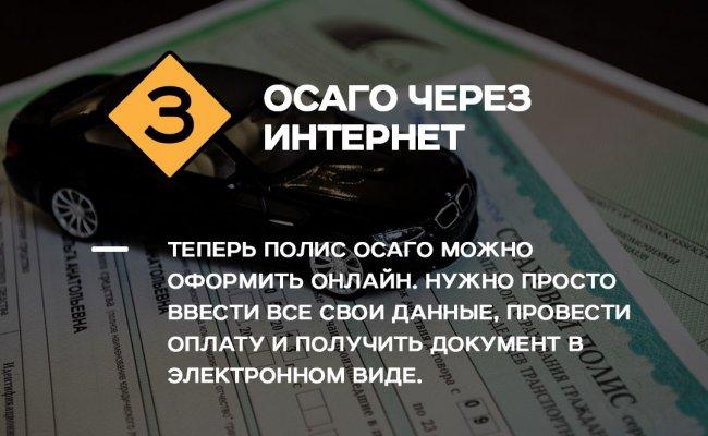 Электронный ОСАГО